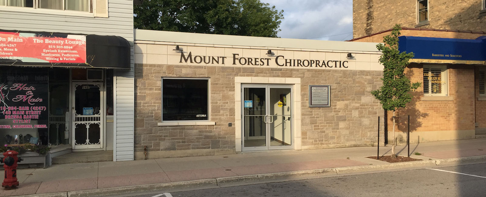 Mountforest Chiropractic